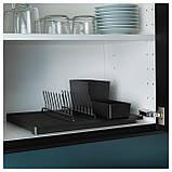 IKEA Сушилка для посуды RINNIG ( 103.872.61), фото 2