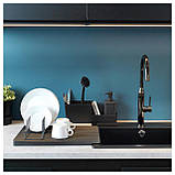 IKEA Сушилка для посуды RINNIG ( 103.872.61), фото 3