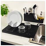 IKEA Сушилка для посуды RINNIG ( 103.872.61), фото 4