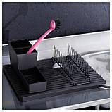 IKEA Сушилка для посуды RINNIG ( 103.872.61), фото 5