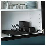 IKEA Сушилка для посуды RINNIG ( 103.872.61), фото 8