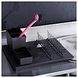 IKEA Сушилка для посуды RINNIG ( 103.872.61), фото 9