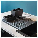 IKEA Сушилка для посуды RINNIG ( 103.872.61), фото 10