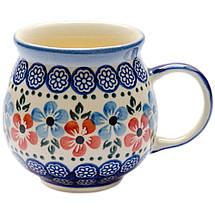 Чашка керамическая «Т» 0,25L Bloom, фото 3