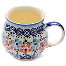 Чашка керамическая «Т» 0,25L Bloom, фото 2
