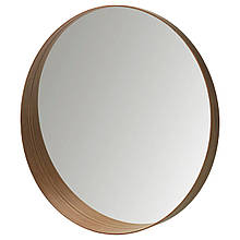 IKEA STOCKHOLM (602.499.60) Зеркало, Орех