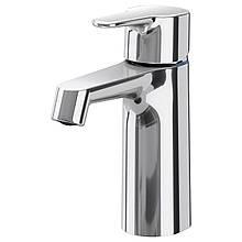 IKEA BROGRUND Смеситель для ванной, хром  (603.430.81)