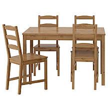 IKEA JOKKMOKK (502.111.04) Стол и 4 стула