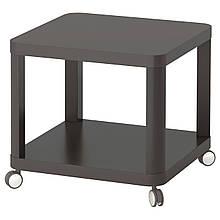 IKEA TINGBY (003.494.44) Стіл на колесах сірий