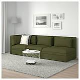 IKEA Модульна секція дивана VALLENTUNA (892.779.24), фото 2