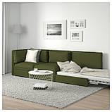 IKEA Модульна секція дивана VALLENTUNA (892.779.24), фото 5