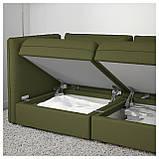 IKEA Модульна секція дивана VALLENTUNA (892.779.24), фото 8