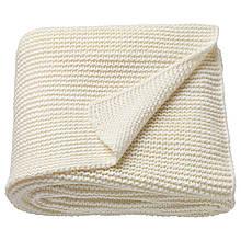 IKEA INGABRITTA (903.522.72) Плед, сливки