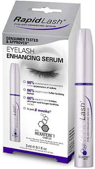 Сыворотка для роста ресниц RapidLash Eyelash Enhancing Serum 3 мл
