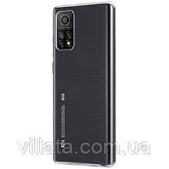 TPU чехол Epic Transparent 1,0mm для Xiaomi Mi 10T / Mi 10T Pro