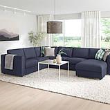 VIMLE ВІМЛЕ Кутовий диван-ліжко, 5-місний - IKEA, фото 2