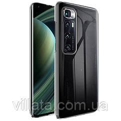 TPU чехол Epic Transparent 1,0mm для Xiaomi Mi 10 Ultra