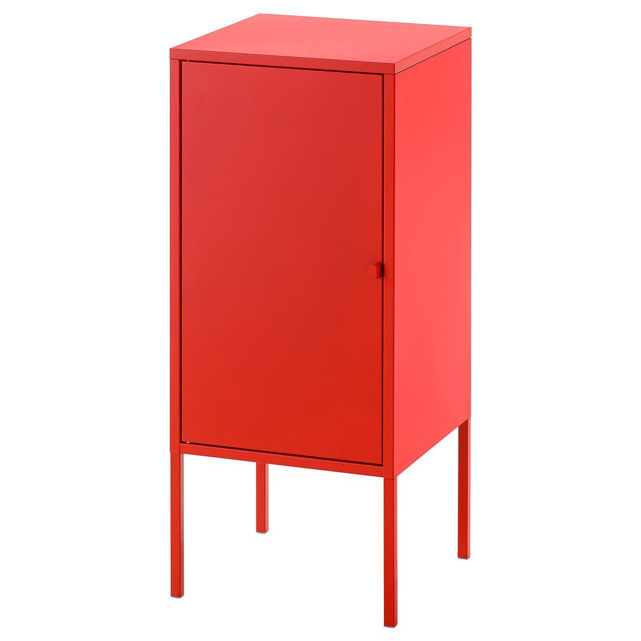 IKEA LIXHULT (503.286.70) Шкаф, металл, темно-синий