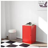 IKEA LIXHULT (503.286.70) Шкаф, металл, темно-синий, фото 5