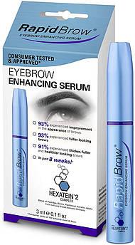 Сыворотка для бровей RapidBrow EyeBrow Enhancing Serum 3 мл