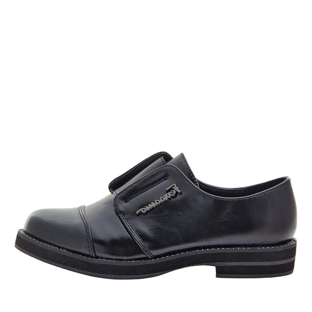 Туфлі для дівчаток Optima чорний 21563 (31)