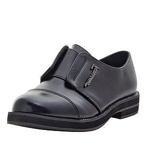 Туфлі для дівчаток Optima чорний 21563 (31), фото 2