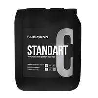 Грунт силиконмодифицированный концентрат 1:1 Kolorit Farbmann Standart C 5 л