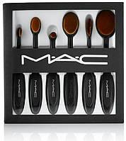 Набір кистей - щіток MAC 6 шт