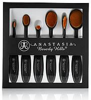 Набір кистей - щіток Anastasia Beverly Hills - 6 штук