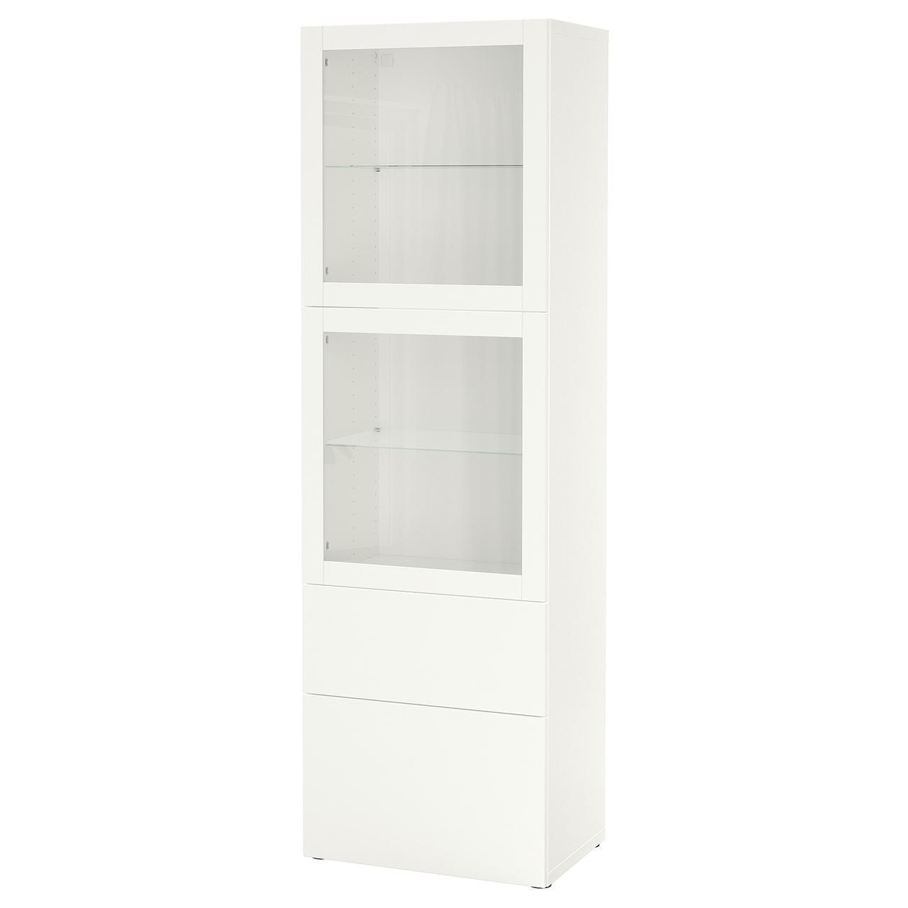 IKEA Витрина BESTÅ ( 393.008.56)