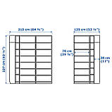 IKEA BILLY (290.204.70) Шкаф/угловая комбинация, фото 2