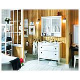 IKEA HEMNES (802.176.75) Зеркальный шкаф, фото 3