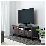 IKEA HEMNES (502.970.46) Тумба под ТВ, белый, фото 2