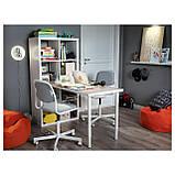 IKEA LINNMON / OLOV (192.201.96) Стол, белый, фото 2