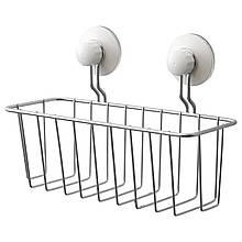IKEA IMMELN (003.541.19) Душевая корзина, оцинкованная
