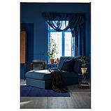 KIVIK КІВІК Кушетка - ХІЛЛАРЕД темно-синій - IKEA, фото 5