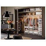 IKEA Стеллаж с корзинами JONAXEL (592.976.74), фото 3