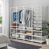 IKEA Стеллаж с корзинами JONAXEL (592.976.74), фото 4