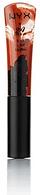 Блиск для губ матовий NYX 3D - Стійкий (Поштучно). 12762. В наявності № 1, 3, 4, 9, 12 №4