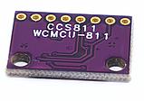 Модуль датчика качества воздуха CCS811, фото 2