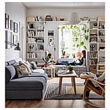 IKEA BILLY (591.822.01) Шкаф, белый, фото 3