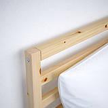 TARVA ТАРВА Каркас ліжка - сосна/ЛУРОЙ - IKEA, фото 5