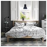 TARVA ТАРВА Каркас ліжка - сосна/ЛУРОЙ - IKEA, фото 6