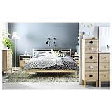 TARVA ТАРВА Каркас ліжка - сосна/ЛУРОЙ - IKEA, фото 8