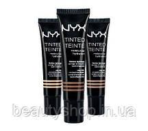 Тональний крем NYX Professional Makeup Tinted Moisturizer 30мл (ПАЛІТРА - B №2,4,6) | UBC3