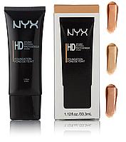 Тональний крем NYX Professional Makeup HD High Definition Foundation (тонами) (№ 2,4,6) | FA35