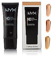 Тональний засіб NYX Professional Makeup HD High Definition Foundation (тонами) (№ 1,3,5) | FA35