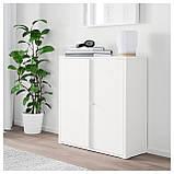 IKEA IVAR (303.815.93) Шкаф, белый, фото 2