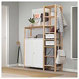 IKEA IVAR (303.815.93) Шкаф, белый, фото 3