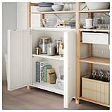 IKEA IVAR (303.815.93) Шкаф, белый, фото 5
